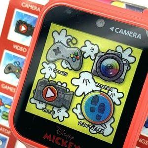 Disney Mickey Mouse Kids Interactive Smart Watch